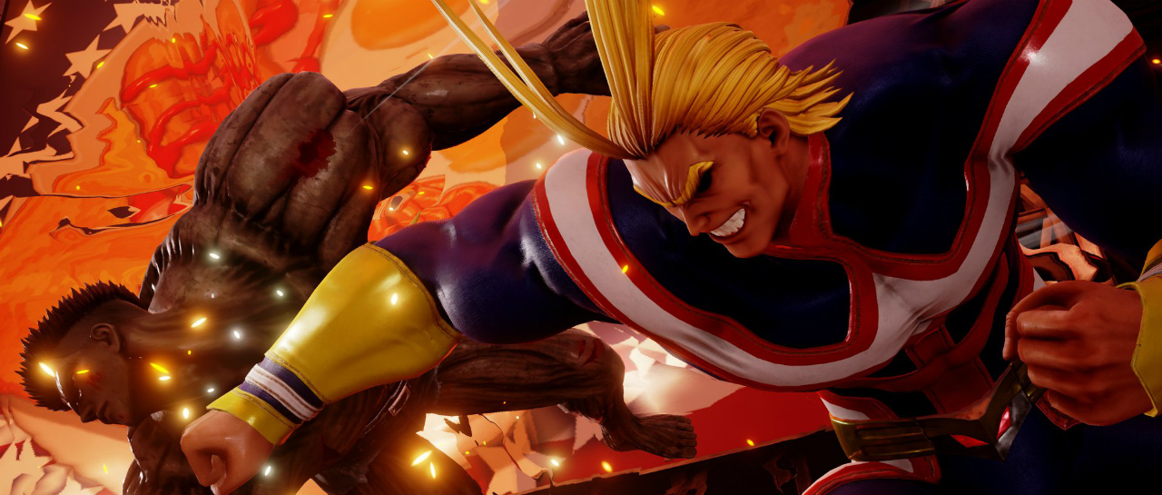 JumpForce_AllMight_DLC