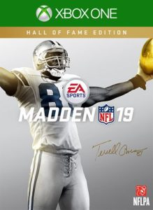 Madden NFL 19 Hall of Fame Xbox One