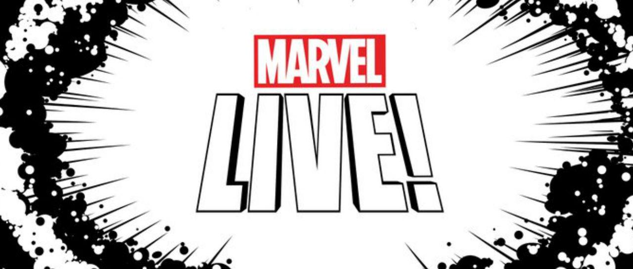 Marvel Live Atomix