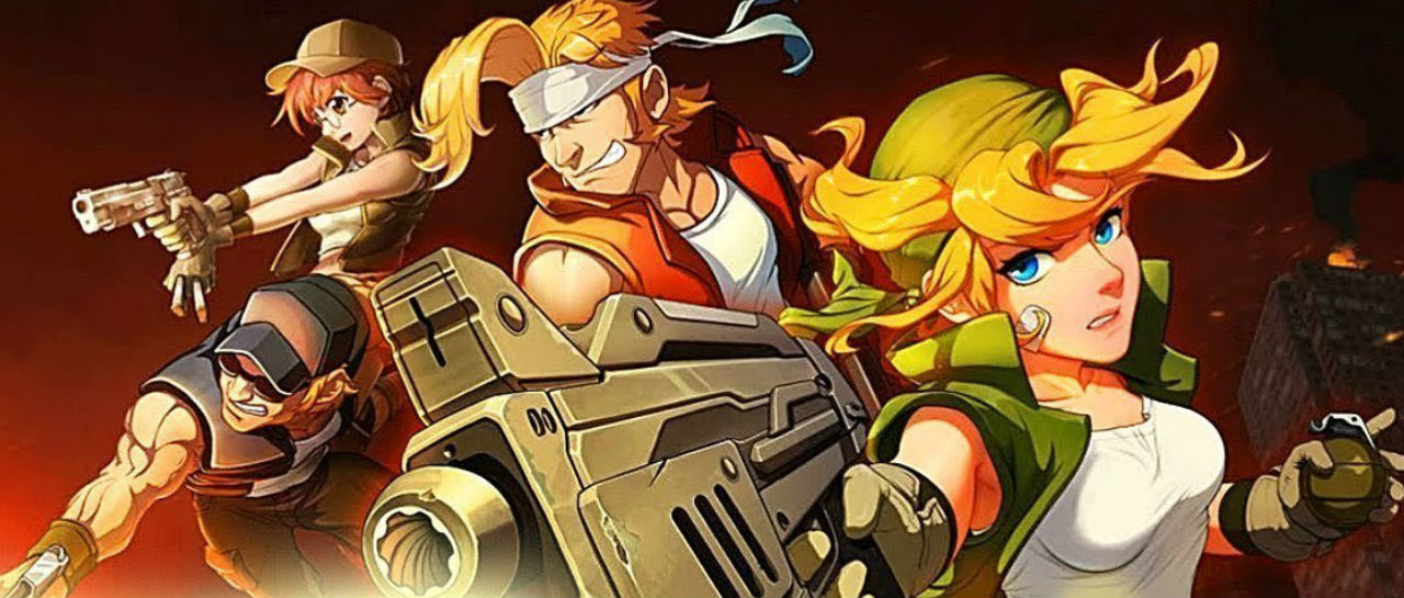Metal Slug Atomix