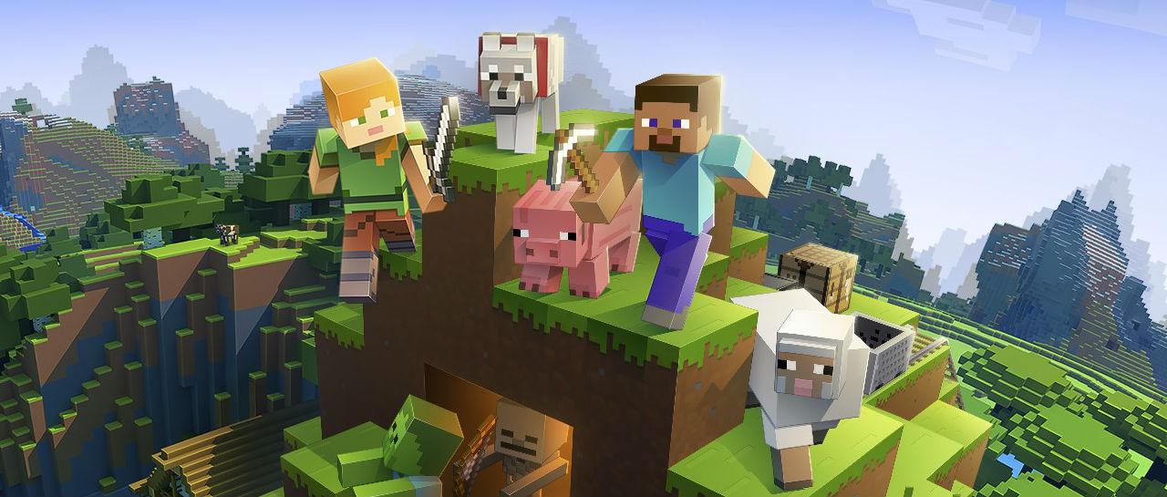 Minecraft fecha pelicula Atomix