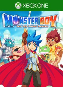 Monster Boy Xbox One