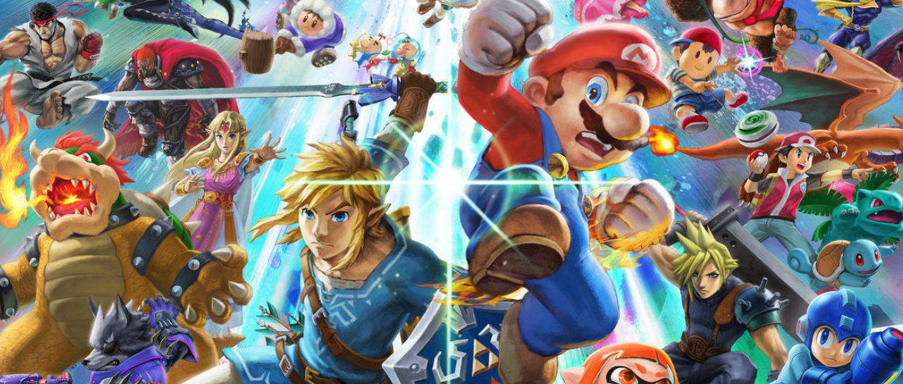 Nintendo Super Smash Bros Ultimate Atomix