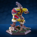 Orc Blizzcon 2019 Atomix