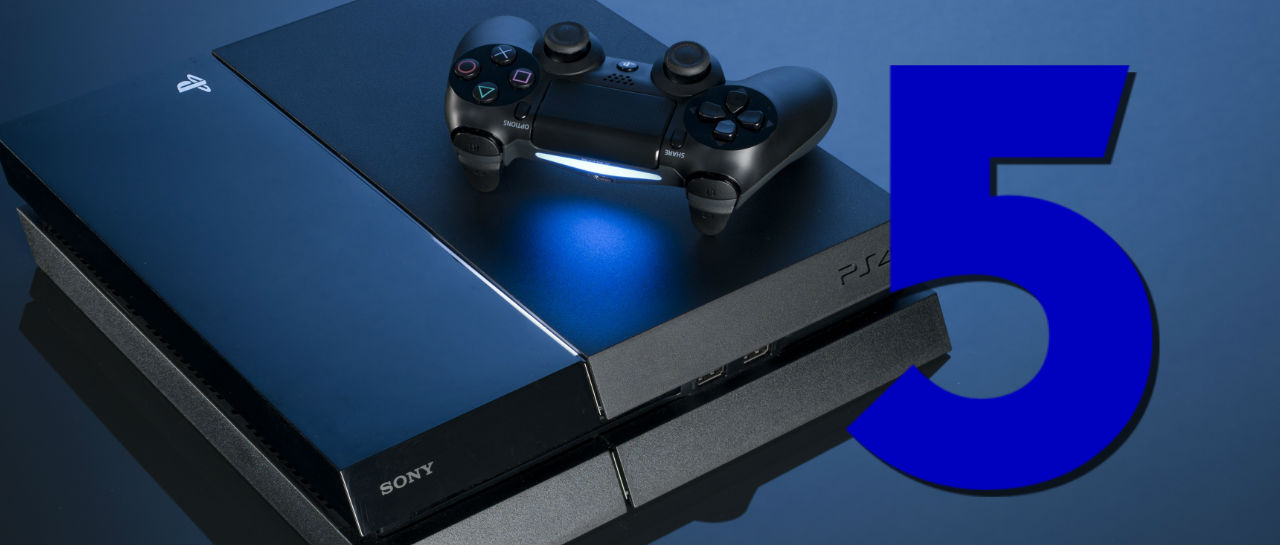 PlayStation 4 5 Atomix
