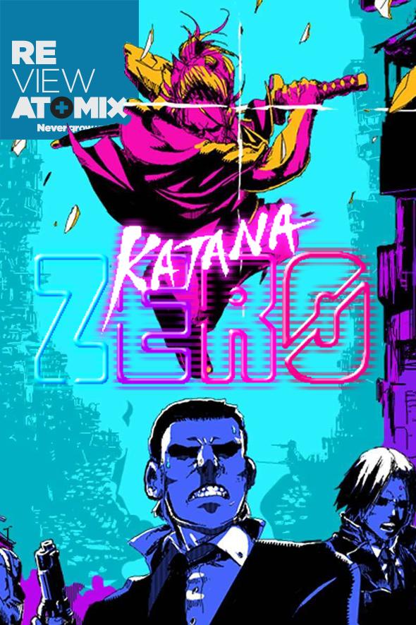Review Katana Zero