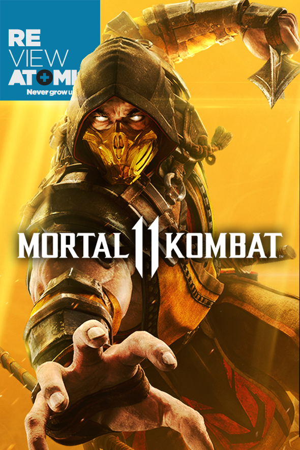 Review Mortal Kombat 11