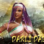 Samurai-Shodown-Darli Dagger Atomix