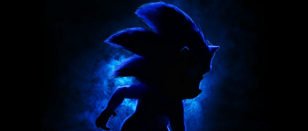 Sonic Movie poster Atomix
