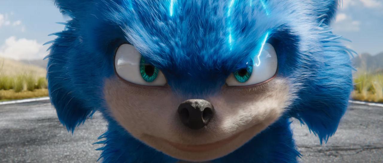 Sonic pelicula Atomix
