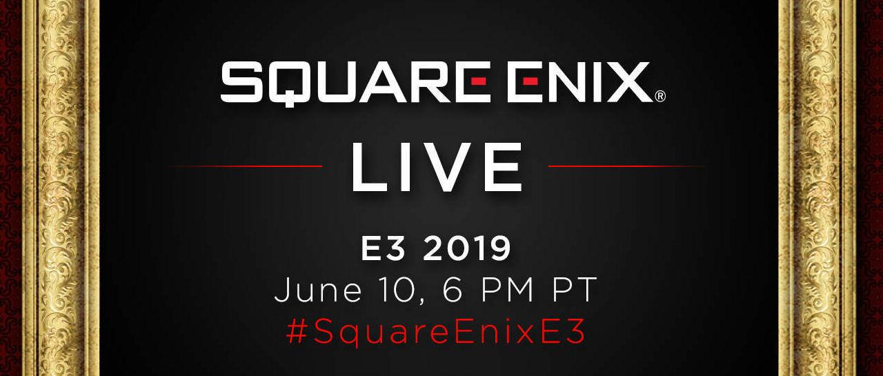 Square Enix live e3 2019 Atomix