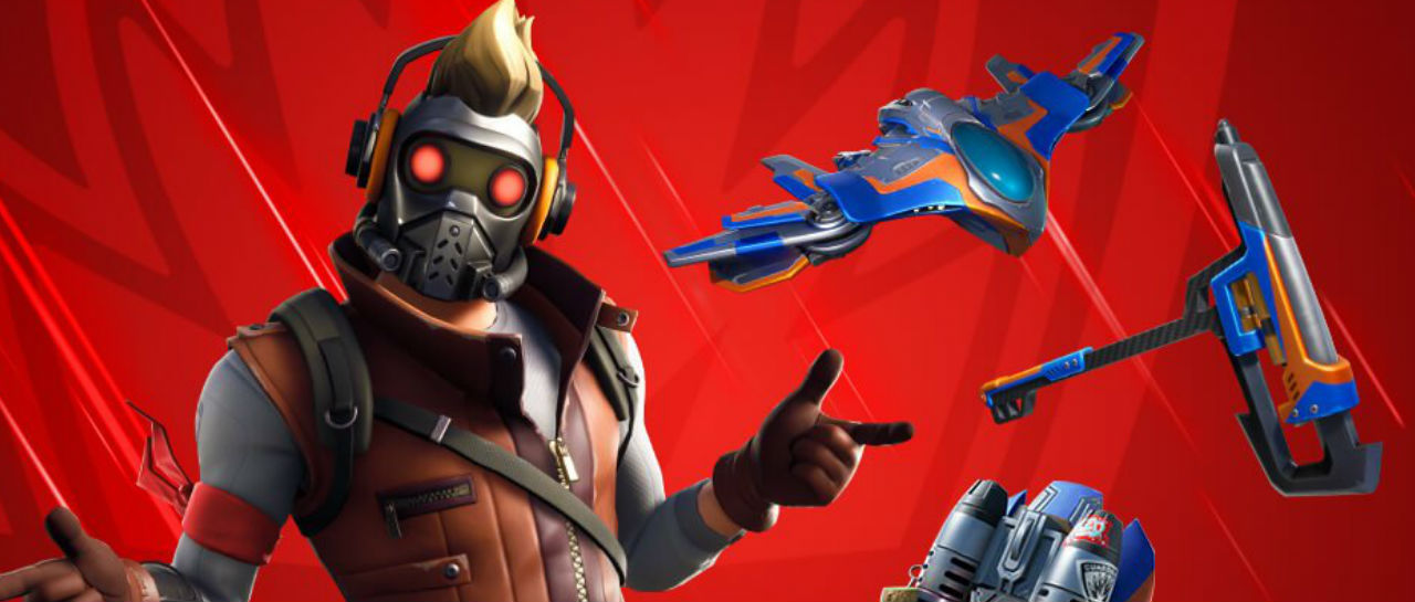 Star Lord Fortnite Atomix
