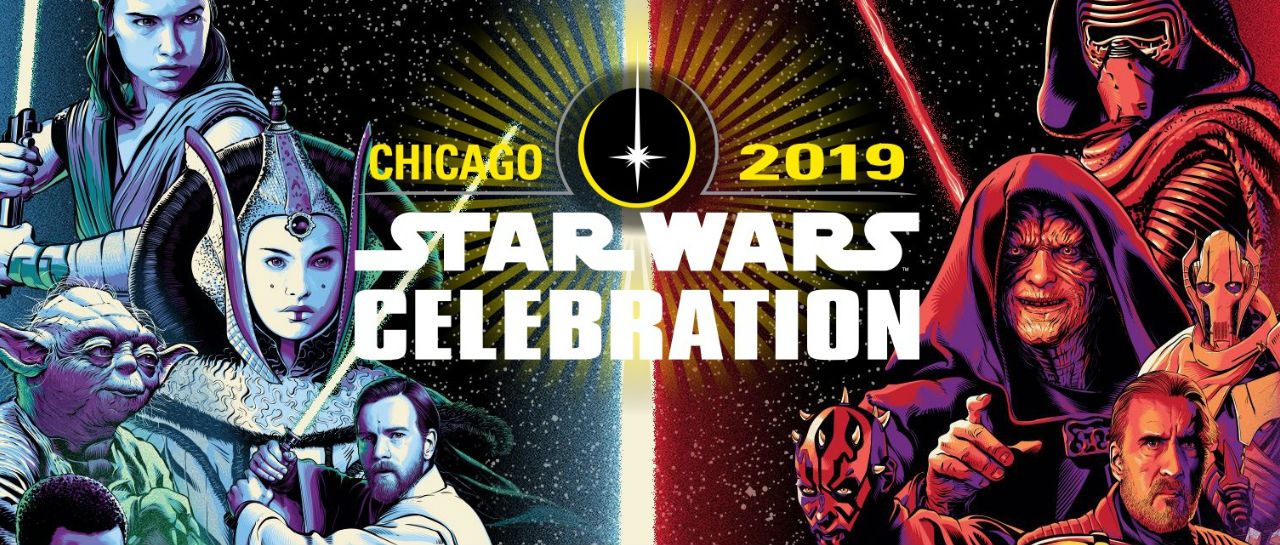Star Wars Celebration 2019 Atomix
