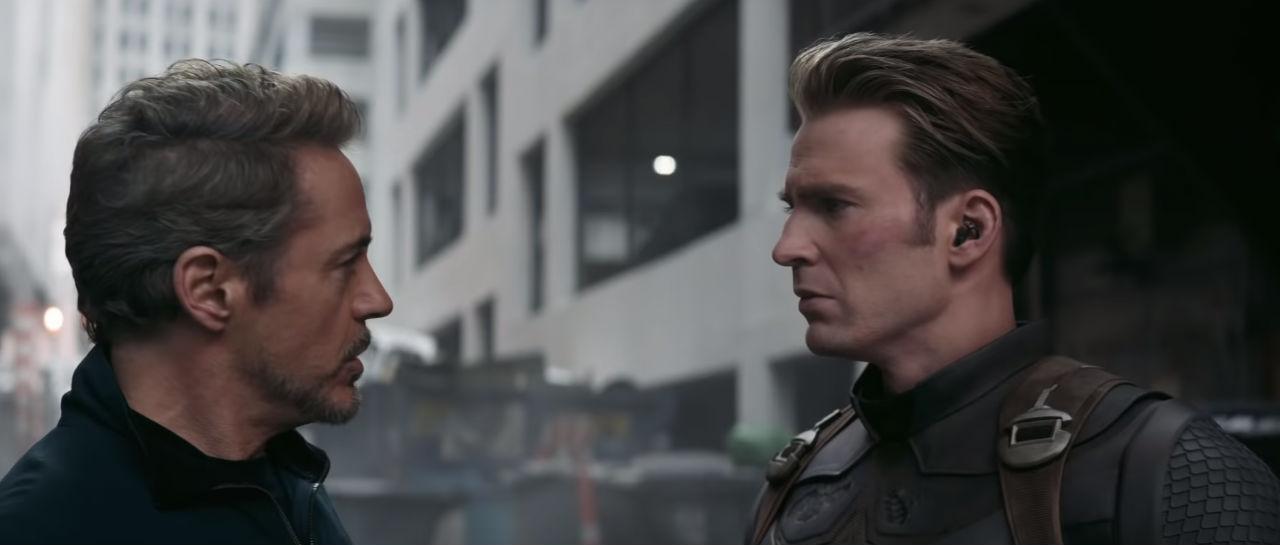 Stark Captain America Atomix