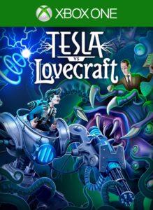 Tesla vs Lovecraft Xbox One