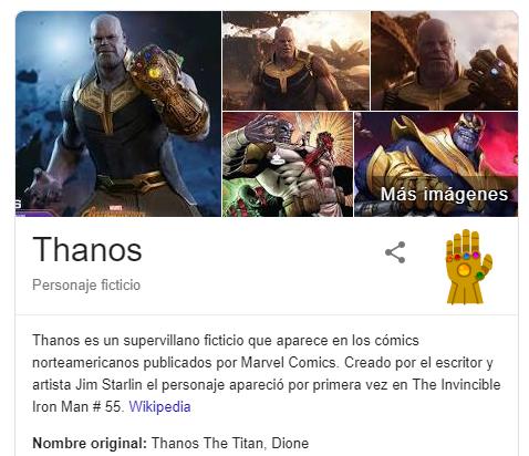 Thanos Google Atomix