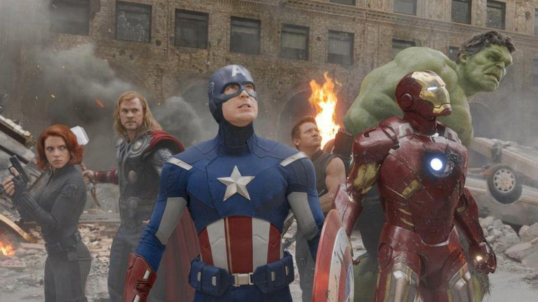 The Avengers Atomix