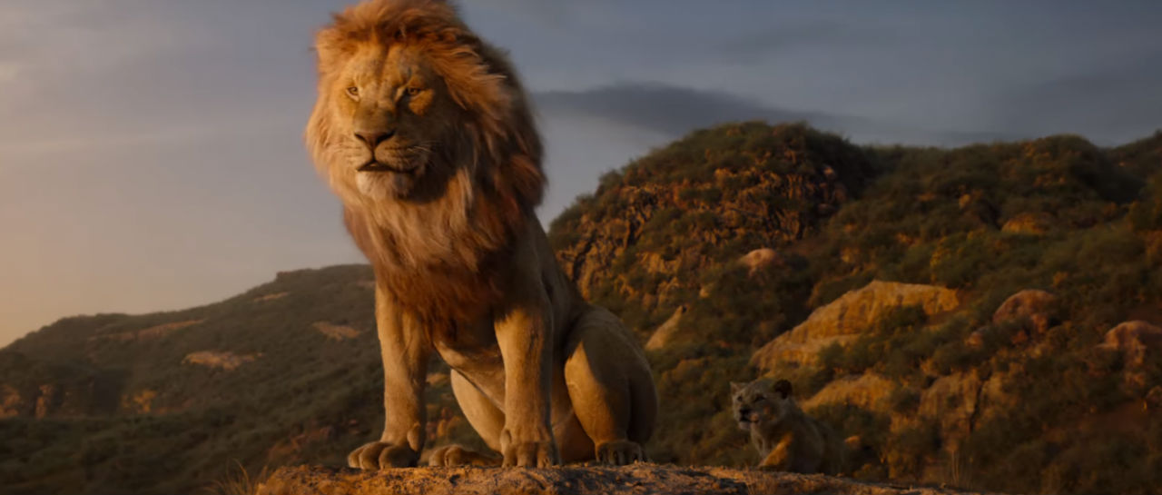 The Lion King trailer Atomix