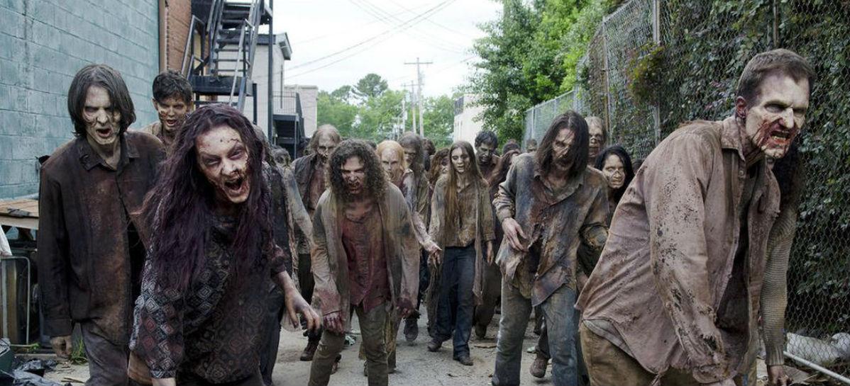 The Walking Dead nueva serie Atomix