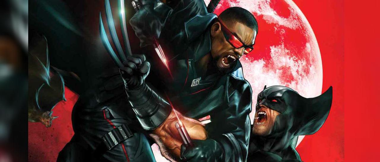 Wolverine vs Blade Atomix