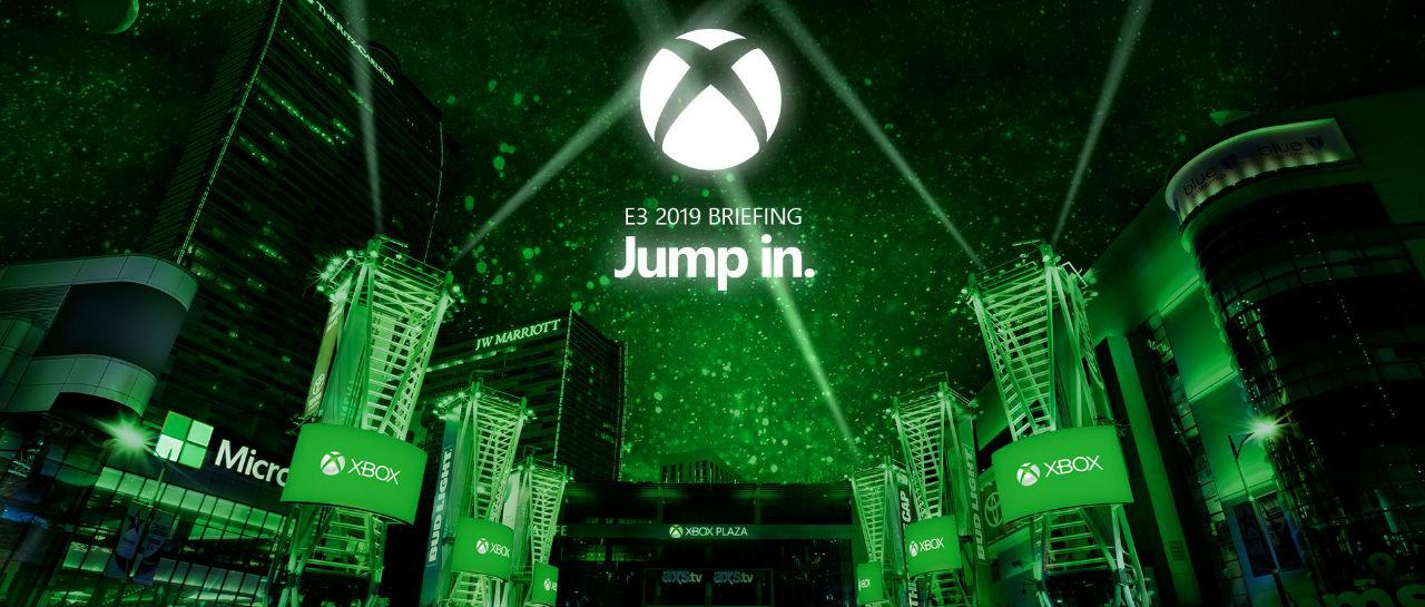 Xbox planes E3 2019 Atomix