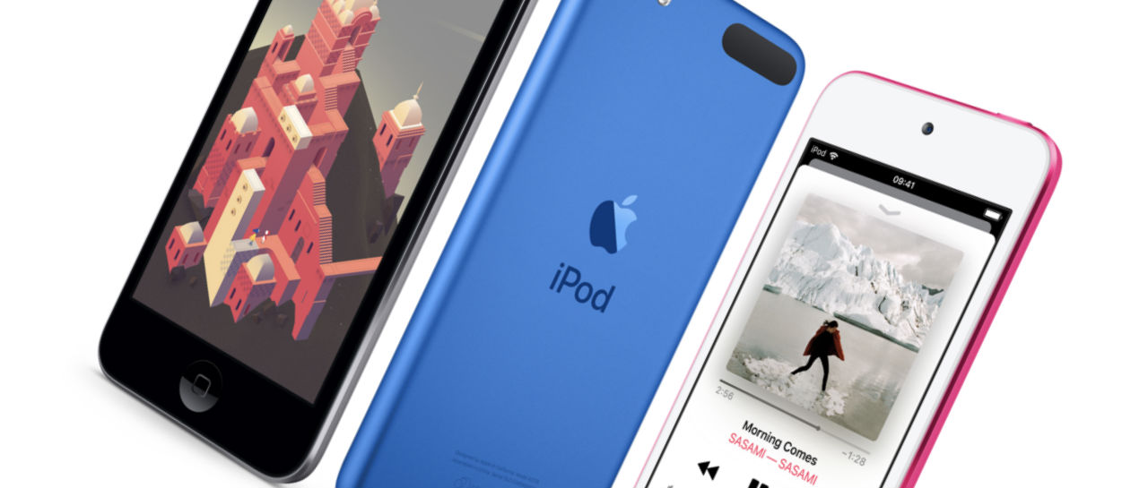 Apple iPods 2019 Atomix