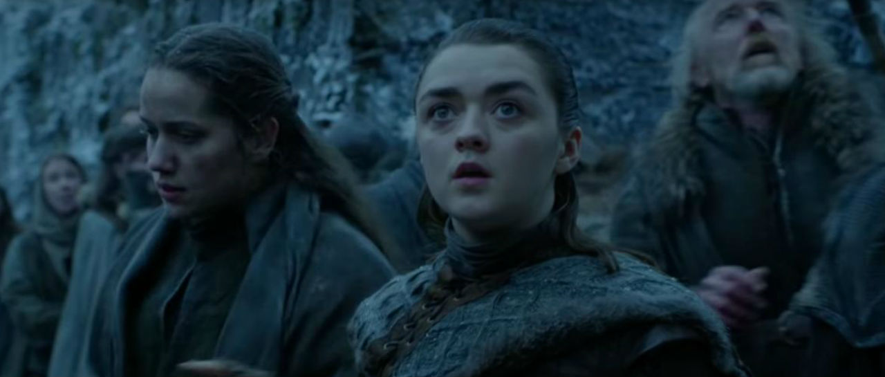 Arya Stark GoT Atomix