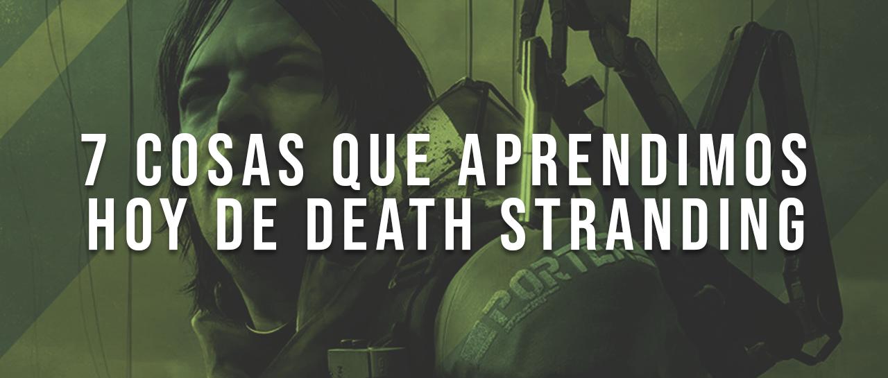 Atomix Death Stranding