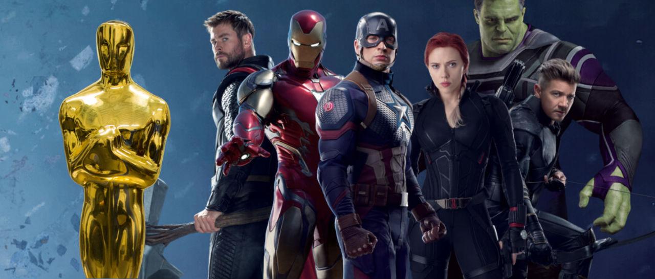 Avengers Endgame Oscars Atomix
