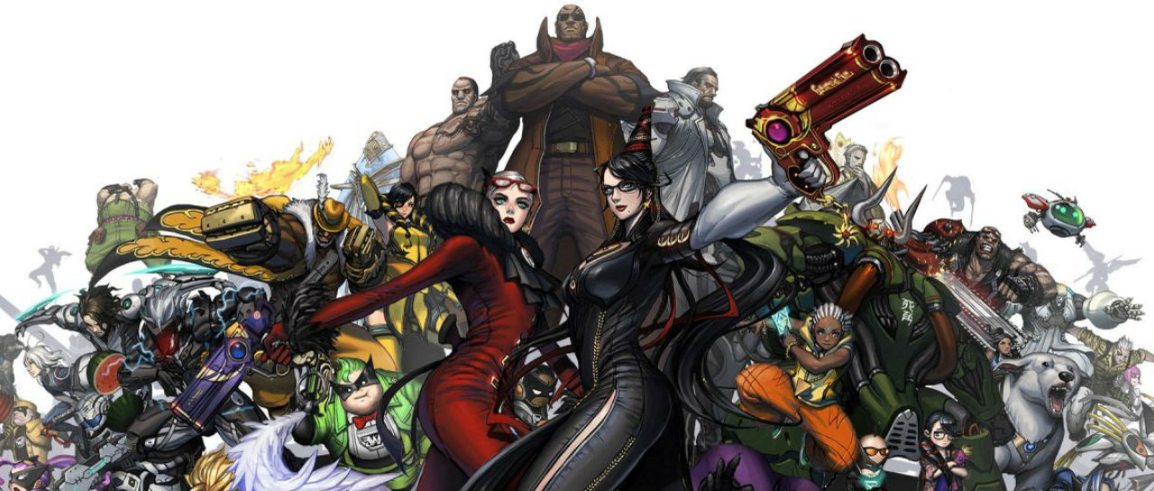 Bayonetta Platinum Games Atomix