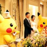 Boda Pikachu Atomix 18