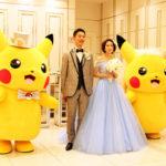 Boda Pikachu Atomix 24