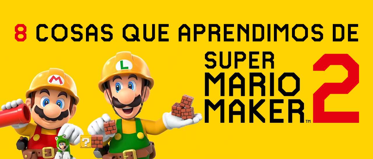 Buzz Mario Maker 2
