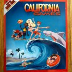 California Games caricatura Atomix