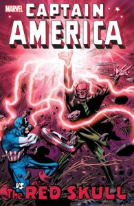 Captain America Red Skull Atomix
