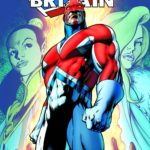 Captain Britain Atomix 1