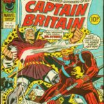 Captain Britain Atomix 3