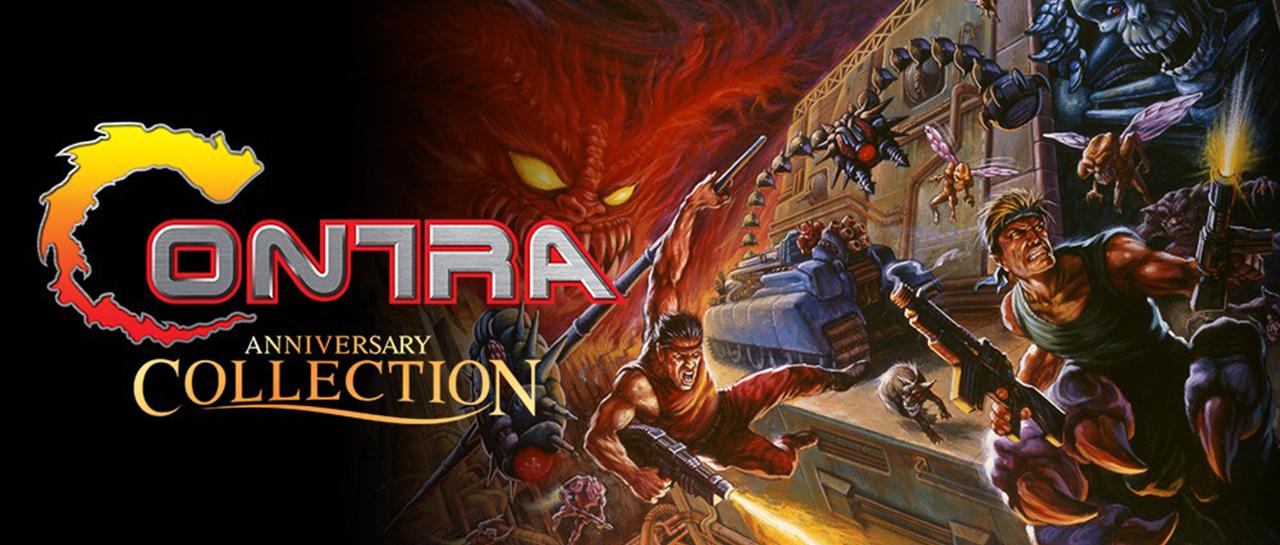 Contra_AniversaryCollection_juegos