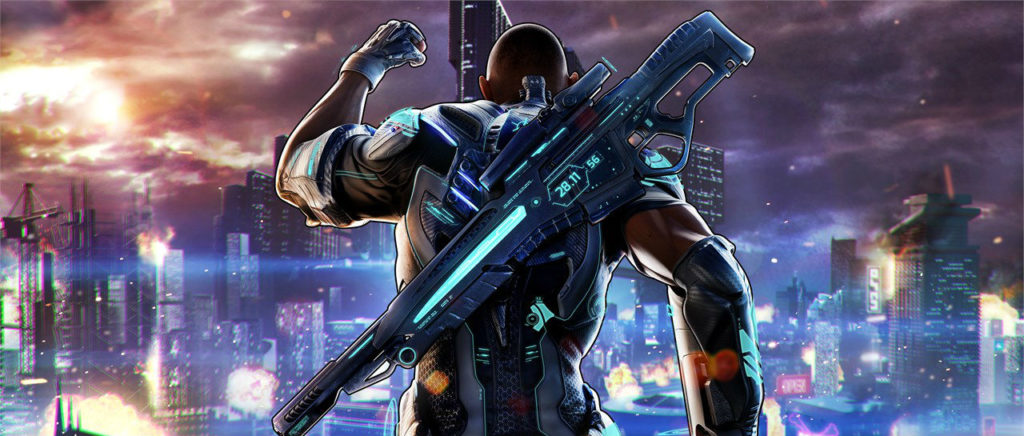 Crackdown 3 Extra Edition Atomix