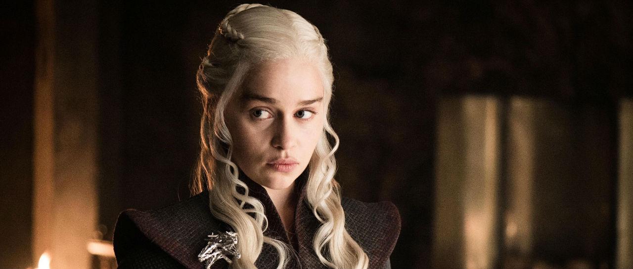 Daenerys Targaryen S8 Atomix