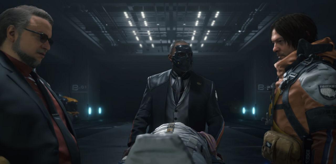Death Stranding Personajes Atomix