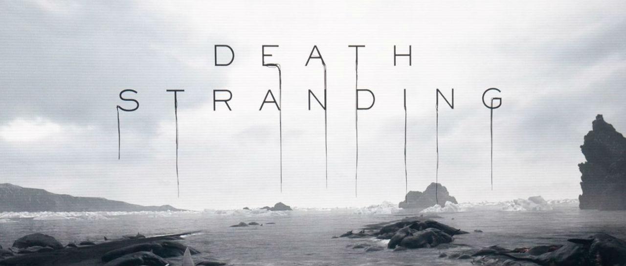 Death Stranding logo Atomix