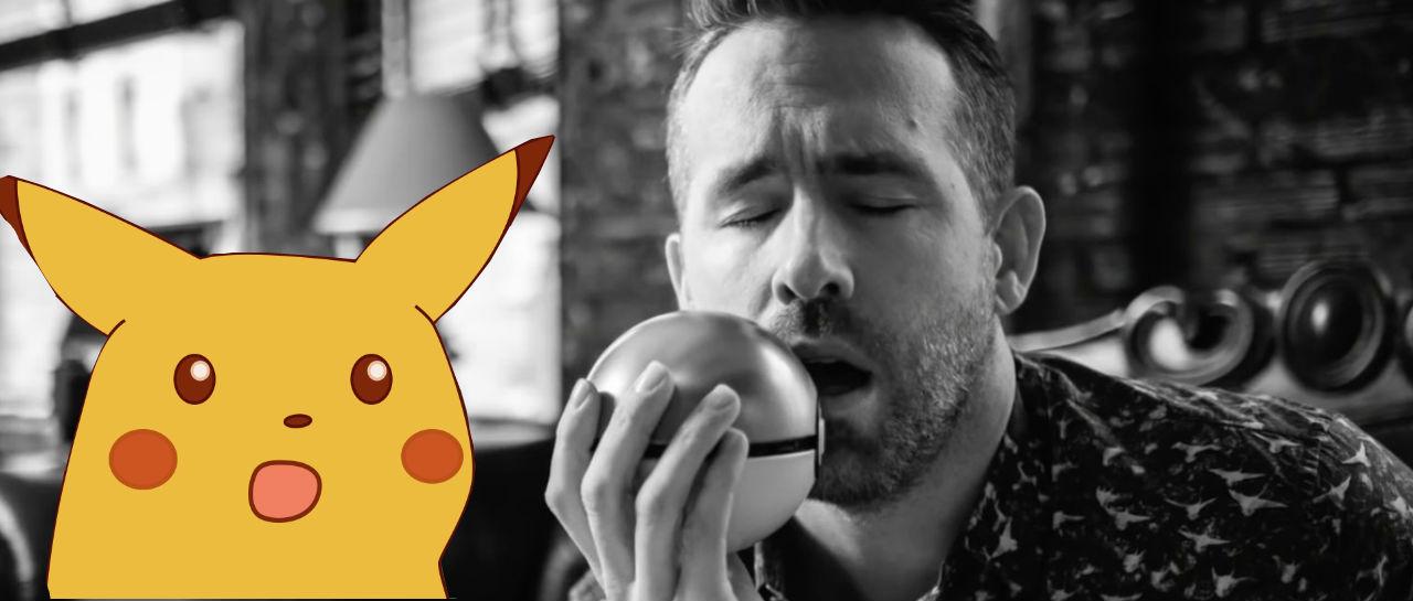 Detective Pikachu Adultos Atomix