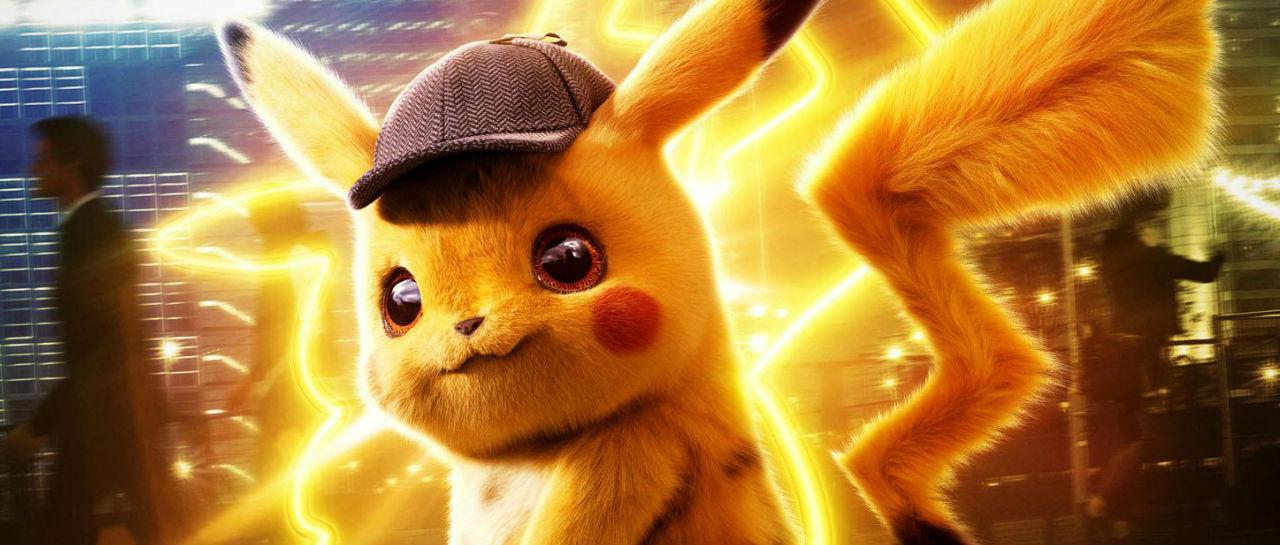 Detective Pikachu peli Atomix