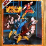 Double Dragon caricatura Atomix