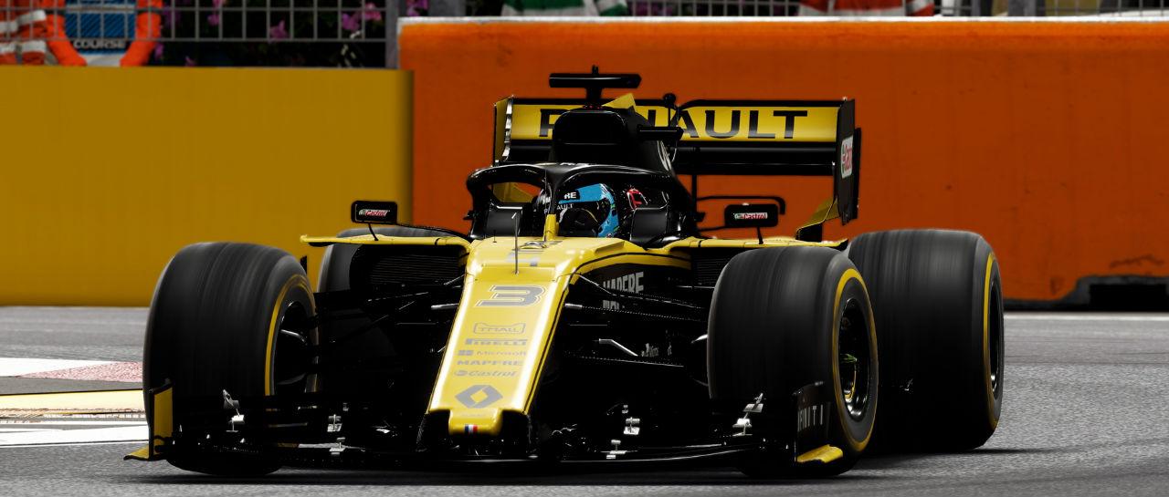 F1 2019 Atomix