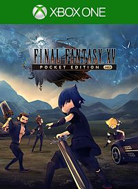 FFXV Pocket Ed Xbox One