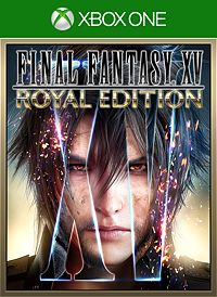 FFXV Royal Edition Xbox One