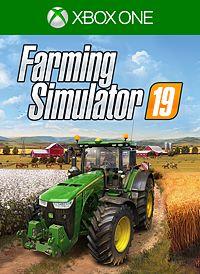 Farming Simulator 19 Xbox One
