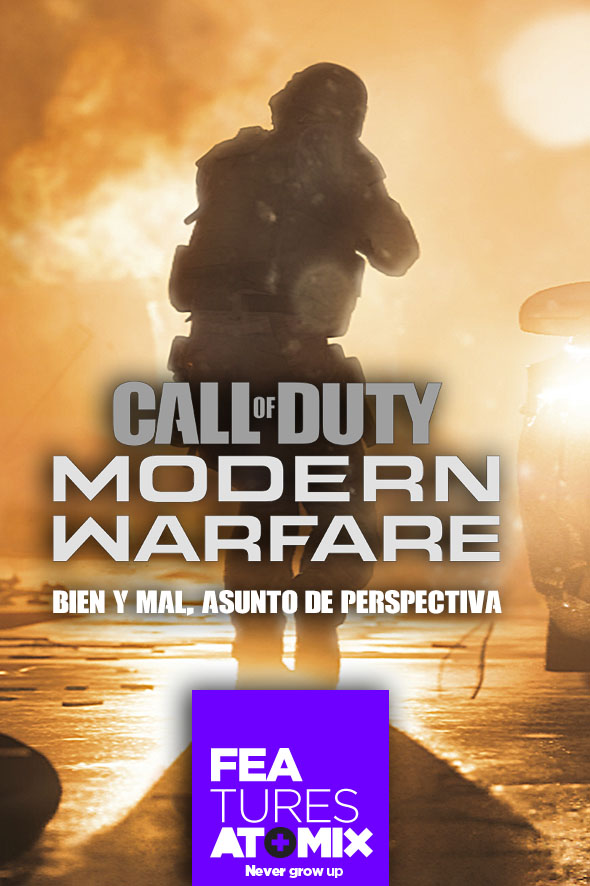 Feature Modern Warfare